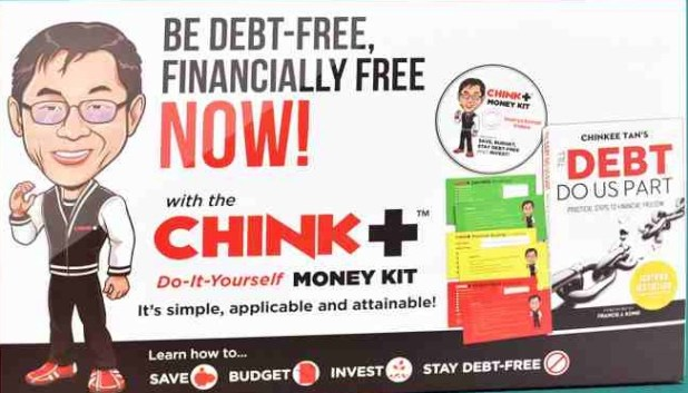 Money-Kit- how to become debt free and financially free