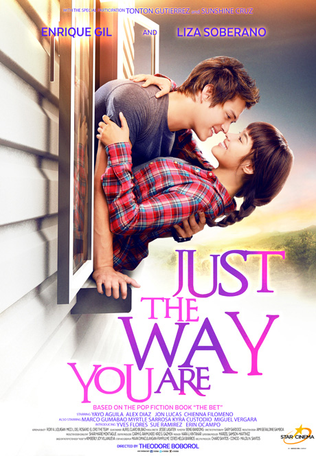 Just The Way You Are Movie Presscon Livestream Details