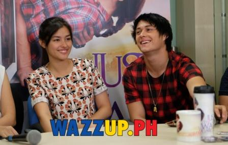 Just the way you are blogcon with enrique gil and liza soberano 2