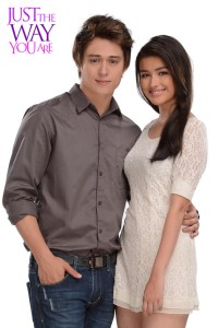 Just the way you are movie-LizQuen