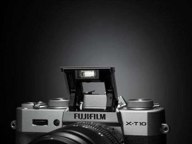 fujifilm X-T10 with Super Intelligent Flash