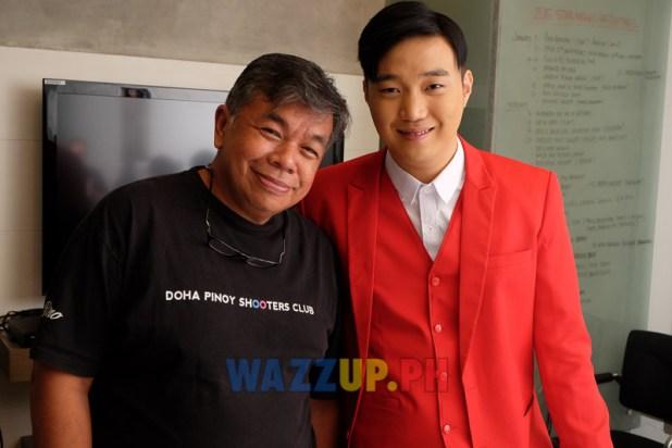 photo ops with ryan bang shopping blogcon-DSCF1295