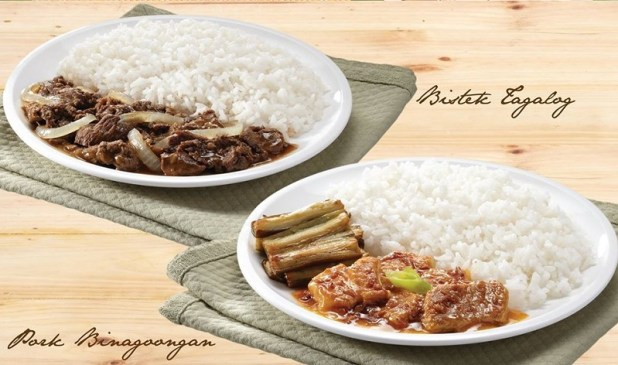 711 7-Eleven New Pinoy Filipino Dishes Chef Creations Bistek Tagalog and Pork Binagoongan by Claude Tayag 2