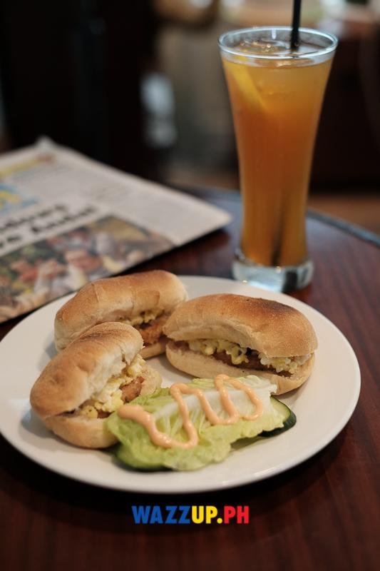 Pan de Sal Sandwiches
