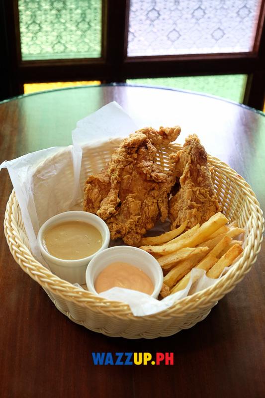 Kamuning Fried Chicken 2 pcs
