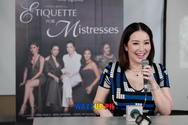 Kris Aquino Etiquette for Mistresses Blogcon-8632
