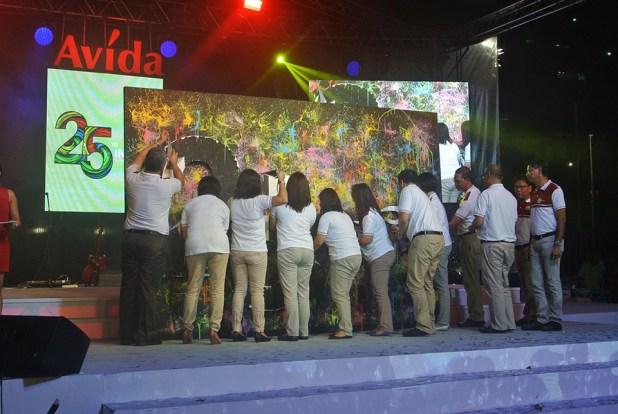 Avida Tunog Natin OPM Original Pinoy Music Duane Bacon Blog Music Artist Concert Anniversary 25  Opening