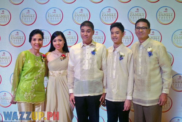 Jolibee 5th Family Values Award Philippines Joseph Tanbuntiong President Blog Blogger Duane Bacon Autism Empowerment