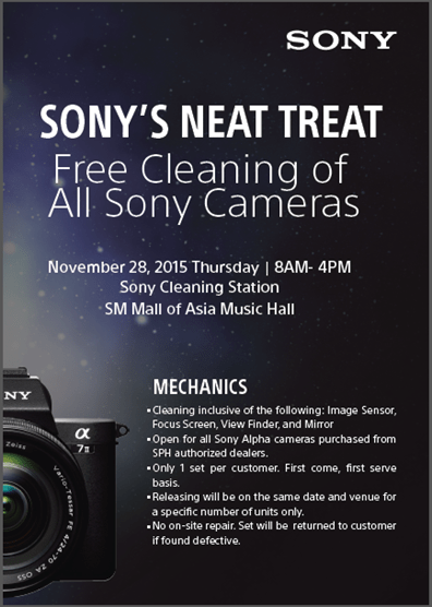 Pinoy Photography PIPHO SONY POSTER 2x