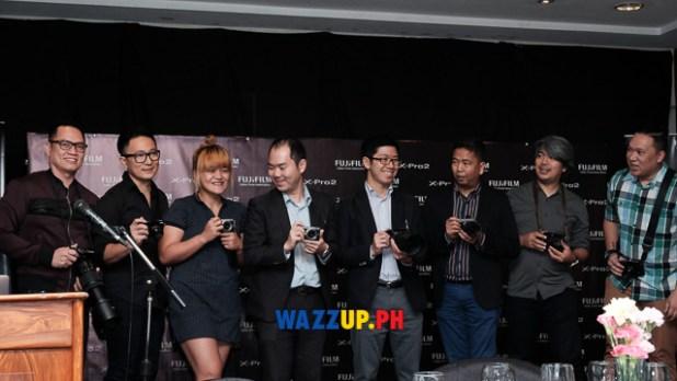 Fujifilm X-Pro2 XE2s and X70 Manila Philippines Launch -2366