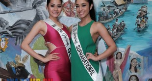 Interviews with 2016 Bb Pilipinas Supranational Joanna Eden & Globe Nichole Manalo-6803