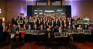 The Winners and Commendables for Philipines Property Awards 2016