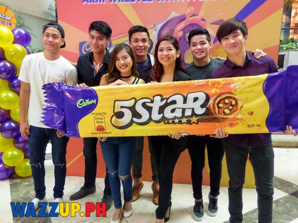 Cadbury 5 Star You Think You Can-1-3