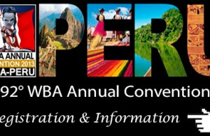 92° WBA Annual Convention