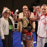 Anabel Ortiz - Hye Soon Park World Title Fight