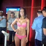 Photos: Ogleidis Suárez - Edith Matthysse weigh-in