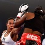Cecilia Braekhus vs Jessica Balogun