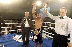 Giacon retains WBA Continental title