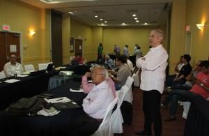 Segundo día de trabajo del Comité Ejecutivo de la AMB en Tapachula, Chiapas. Fotos Notifight.com