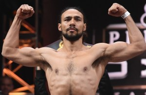 Thurman - Guerrero weigh-in
