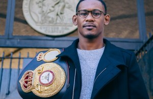 Daniel Jacobs WBA Middleweight Champion