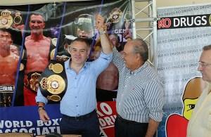 Por elección mayoritaria, Gilberto Jesús Mendoza elegido presidente AMB