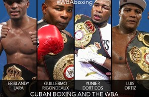 Cuban Boxing and the WBA