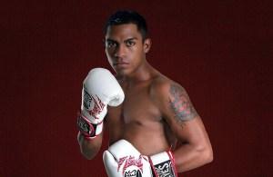 Ricardo Núñez KO'd Rafael Hernandez at 1:10 of the third round. (Photo: Courtesy)