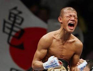 Koki Kameda WBA Bantamweight Champion