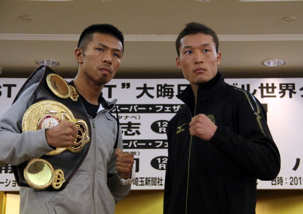 Uchiyama - Kaneko Press Conference