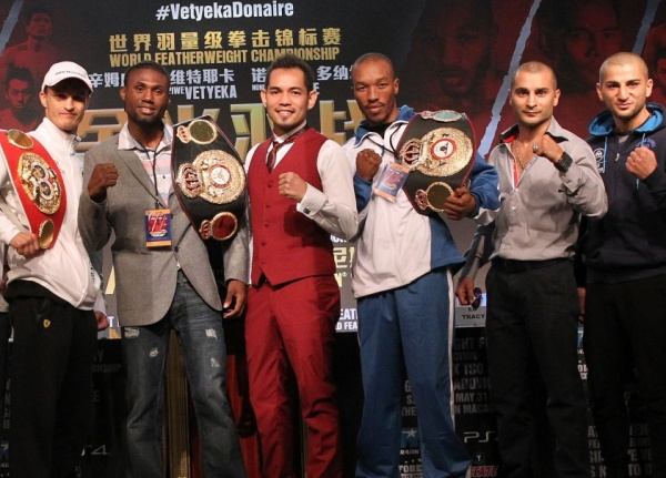 Featherweight Fury Final Press Conference