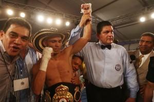 Darleys Perez WBA Interim Lightweight Champion