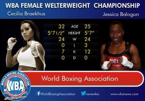 Cecilia Braekhus vs. Jessica Balogun