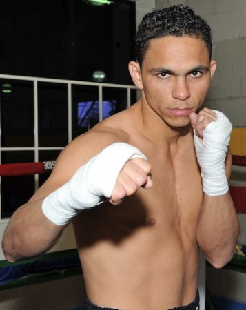 Darleys Pérez WBA Lightweight Champion
