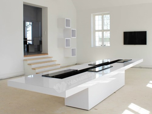 Medium Of Modern Conference Table