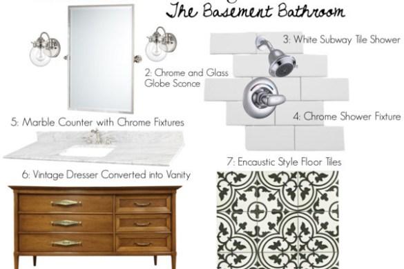 Design Board Basement Bathroom Final