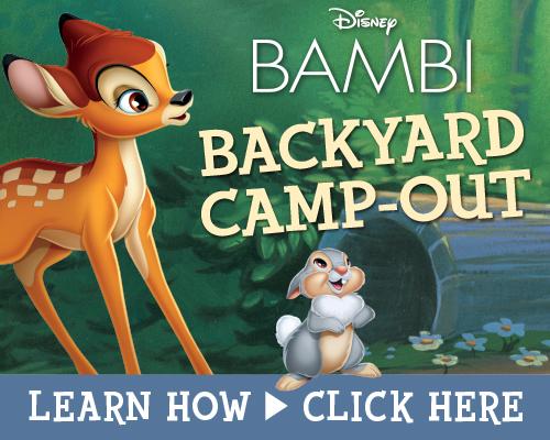 Download Bambi Backyard Camp-Out