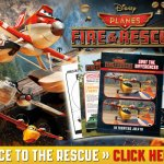 Planes: Fire & Rescue Printable Activities!