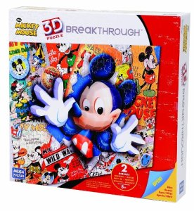 Mickey Mouse Disney Puzzle