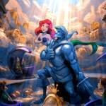 LIttle Mermaid New Fantasyland Disney World
