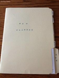 14 A FC WDW Radio Walt Disney World Planning Folder