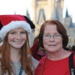 Caitlin and Mom