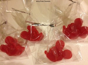 FC Mickey Mouse Wax Tartlets 3