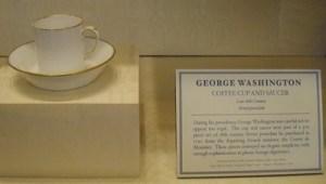GW Coffee Cup