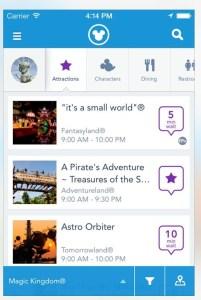 My Disney Experience App 2
