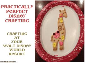 Crafting AT Your Walt Disney World Resort