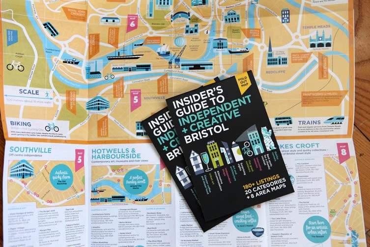 The Insider s Guide to Independent and Creative Bristol