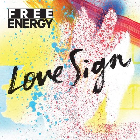 Free Energy - Love Sign