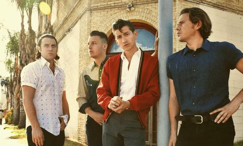 Arctic+Monkeys+RockWerchterArctic