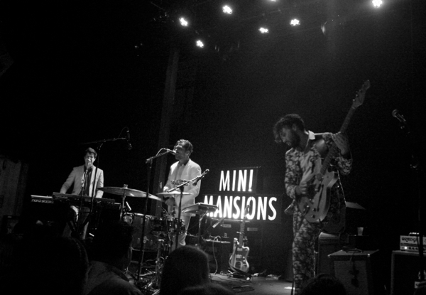 1_Mini Mansions_Rough Trade NYC